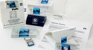 Alpha Bank BLUE CARD