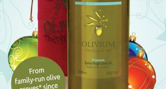 Olivium - The olive oil bar | advertising