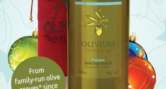 Olivium - The olive oil bar | advertising