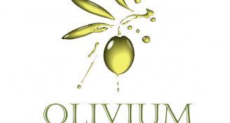 Olivium - The olive oil bar | λογότυπος