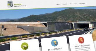 Unisteel website