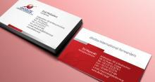 Δίοδος | International Forwarders | εταιρική κάρτα