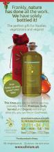 Olivium - The olive oil bar   advertising